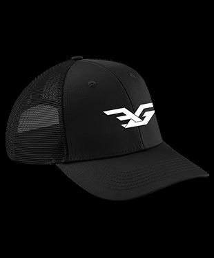 Enjoy Gaming - White Logo - Urbanwear Trucker