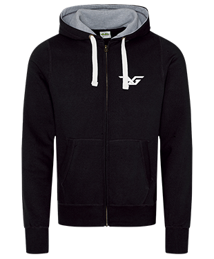 Enjoy Gaming - Chunky Hoodie with Zip