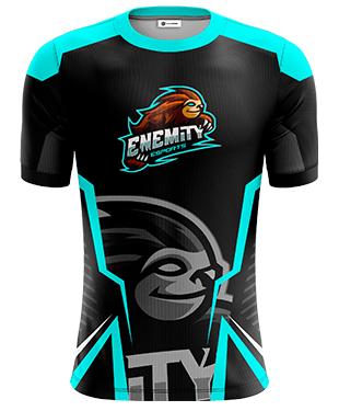 Enemity - Pro Short Sleeve Esports Jersey