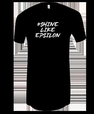 Epsilon Project - Long Body T-Shirt