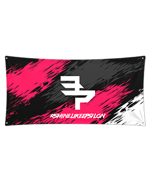 Epsilon Project - Wall Flag