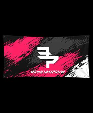 Epsilon Project - Wall Flag