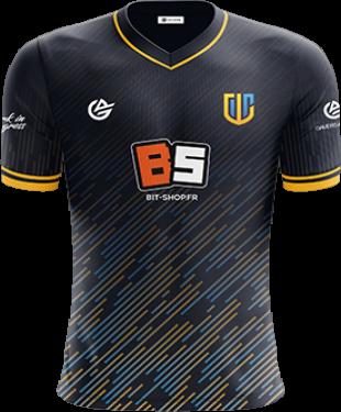 La Team WIP - Short Sleeve Esports Jersey
