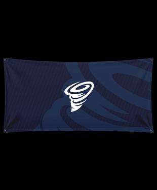 eStorm - Wall Flag