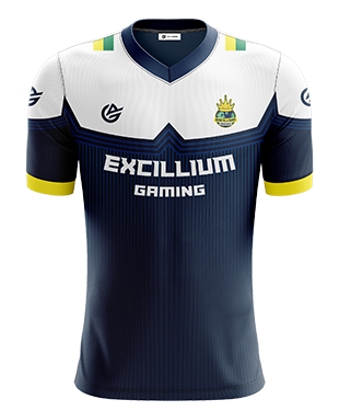 Excillium - Pro Short Sleeve Esports Jersey
