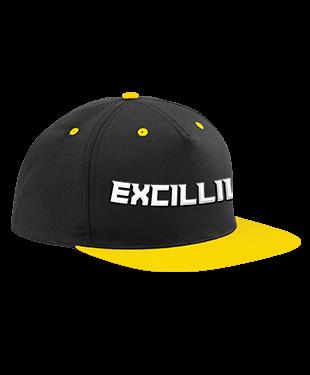 Excillium - 5 Panel Contrast Snapback