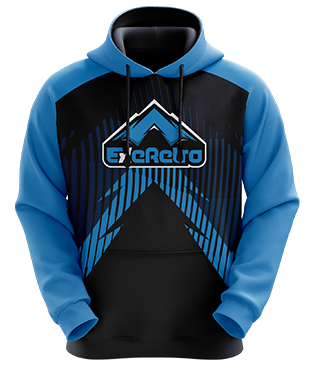 ExeRetro - Esports Hoodie without Zipper