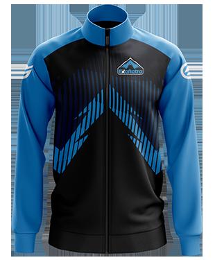 ExeRetro - Esports Player Jacket