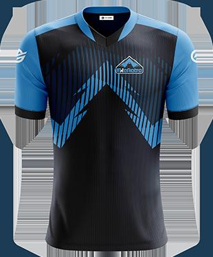 ExeRetro - Short Sleeve Esports Jersey