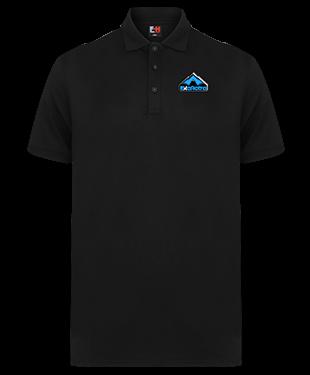 ExeRetro - Contrast Polo Shirt