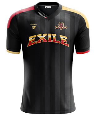 Team Exile - Short Sleeve Jersey