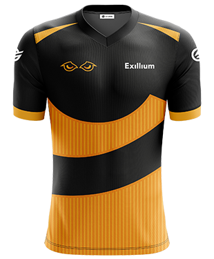 Exillium - Short Sleeve Esports Jersey