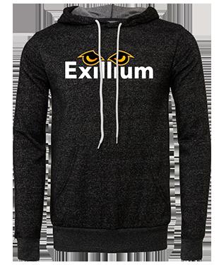 Exillium - Unisex Pullover Hoodie