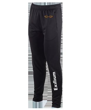 Exillium - Slim Leg Training Bottoms