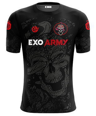 Exo Army - Short Sleeve Esports Jersey