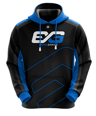 Exsto - Esports Hoodie without Zipper