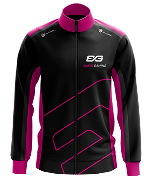 Exsto - Esports Player Jacket