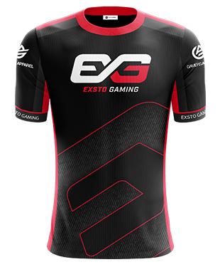 Exsto - Pro Short Sleeve Esports Jersey