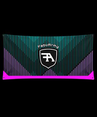 FabuRocks - Wall Flag