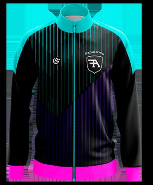 FabuRocks - Bespoke Player Jacket