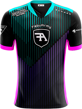 FabuRocks - Pro Short Sleeve Esports Jersey