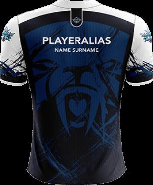 Frostbite - Short Sleeve Esports Jersey