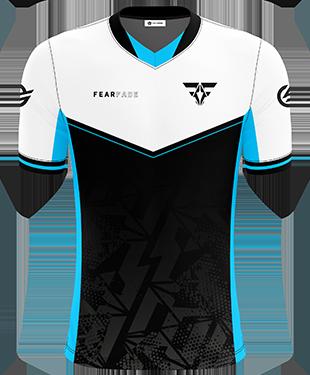 Fear Fade - Pro Short Sleeve Esports Jersey