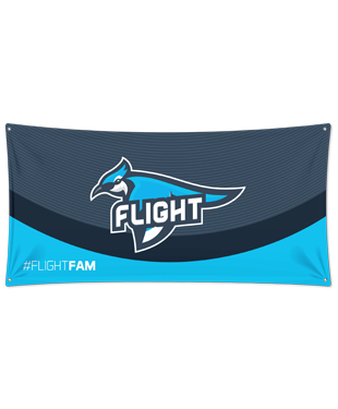 Flight Esports - Team Flag