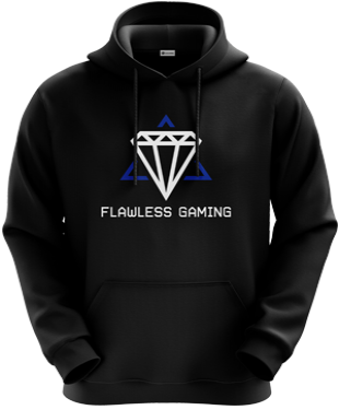 Flawless Gaming - Cotton Hoodie