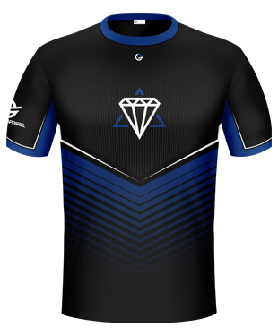 Flawless Gaming - Player Short Sleeve Jersey - 2017