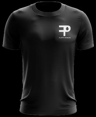 Floppy Penguin - T-Shirt - Logo