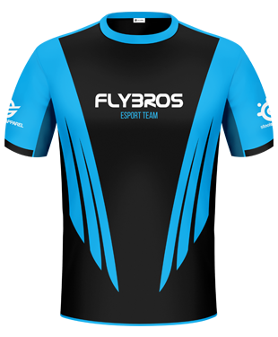 Flybros - Player Jersey 2017