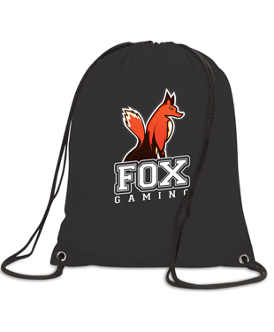 Fox Gaming - Drawstring Bag