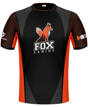 Fox Gaming - 2017 Short Sleeve Jersey
