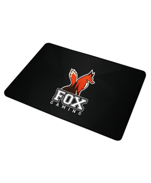 Fox Gaming - Mousepad with Small Logo