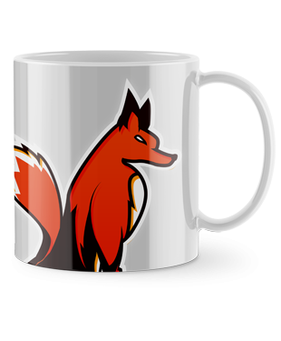 Fox Gaming AU - Coffee Mug