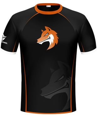 FoXRaiD Gaming - Short Sleeve Jersey 2017