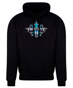 Frostbite - Casual Hoodie