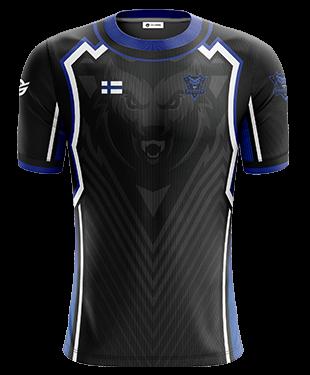 Team Frosty - Short Sleeve Esports Jersey