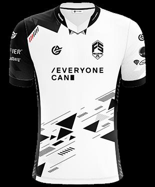 FULLSYNC Ltd - Short Sleeve Esports Jersey