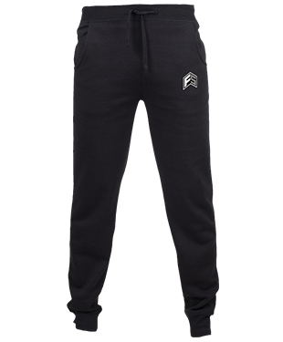 FULLSYNC Ltd - Slim Cuffed Jogging Bottoms