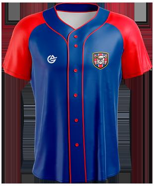 GBGC - Baseball Jersey
