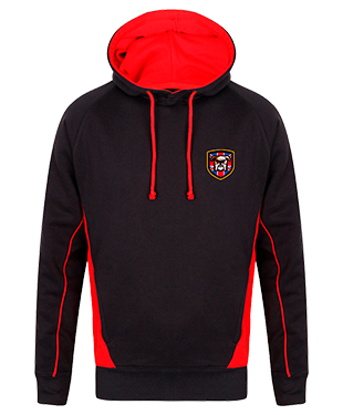 GBGC - Contrast Hooded Sweatshirt