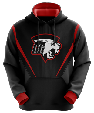 Gekido Gaming - Esport Hoodie without Zipper
