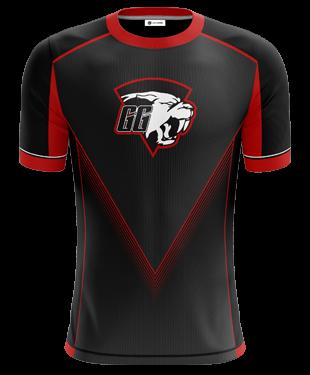 Gekido Gaming - Short Sleeve Esports Jersey