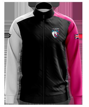 Caledonian Chargers - Bespoke Player Jacket