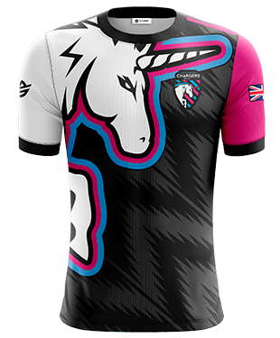 Caledonian Chargers - Short Sleeve Esports Jersey