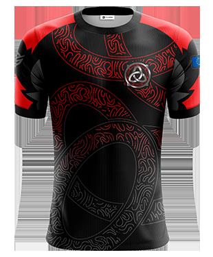 Gordian Knot - Short Sleeve Esports Jersey