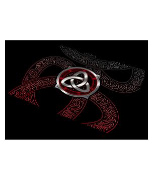 Gordian Knot - Gaming Mousepad
