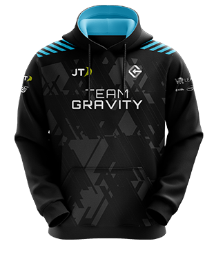 Team Gravity - Esports Hoodie without Zipper